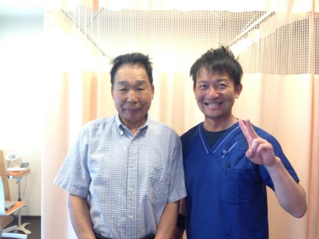 斉藤忠治さん